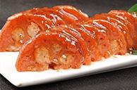 家常美味小吃推荐,红糖糯米藕,非常适合秋冬季节食用